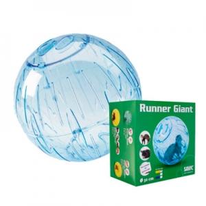 Пластиковый шар (для грызунов, 19 см)