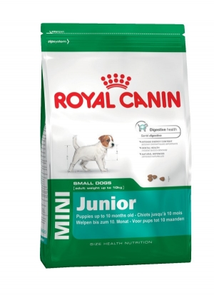 ROYAL CANIN для собак mini junior